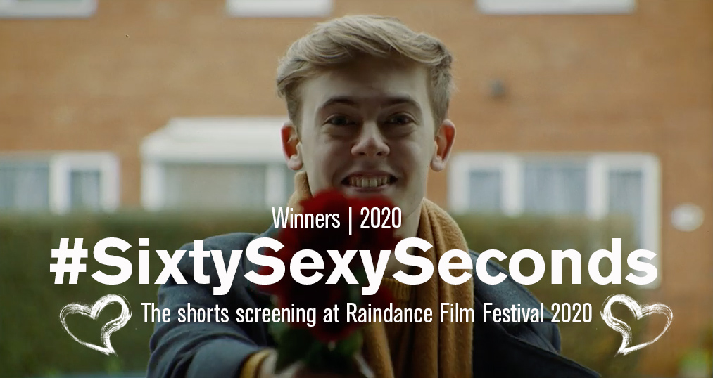 Our #SixtySexySeconds Short Film Winners!!