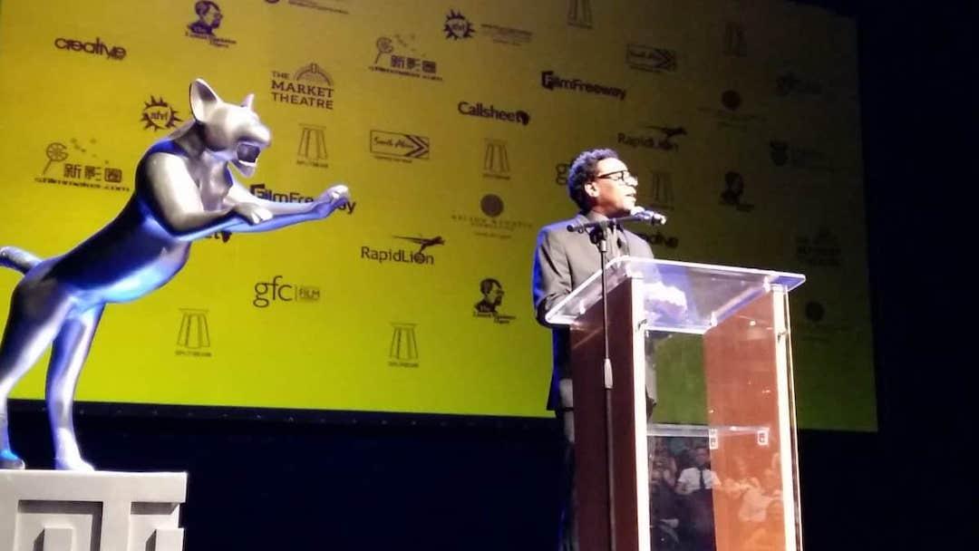 Raindance MA in Filmmaking Alumnus Craig Williamson Wins Rapid Lion Award