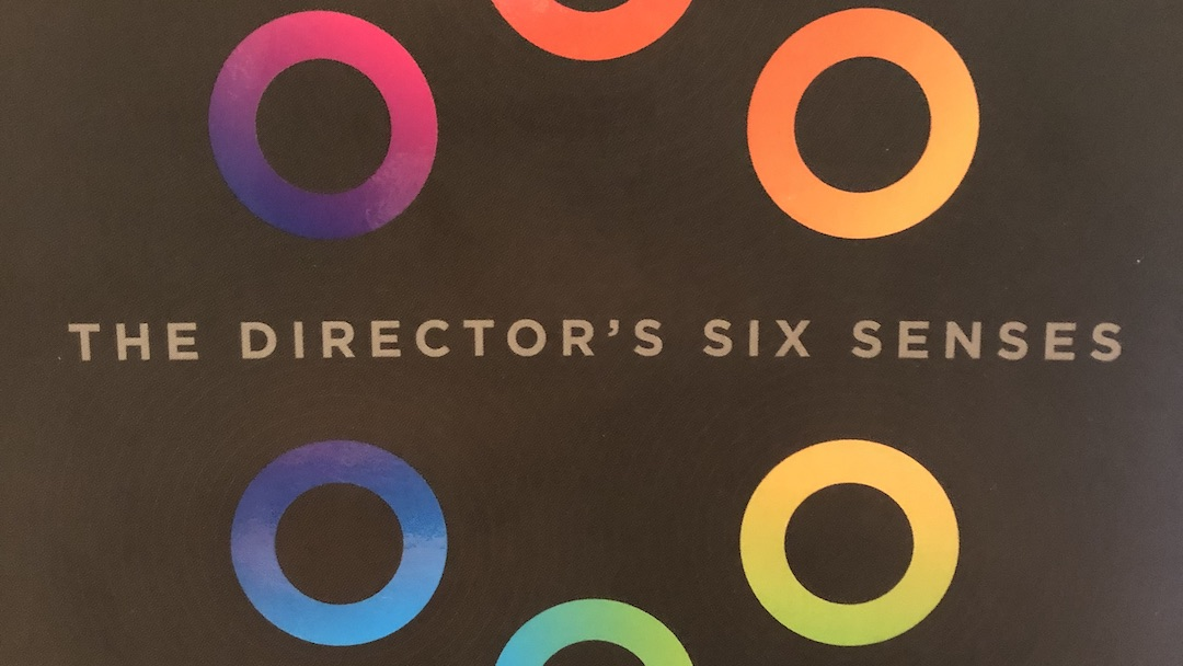 [BOOK REVIEW] The Director's Six Senses, by Simone Bartesaghi