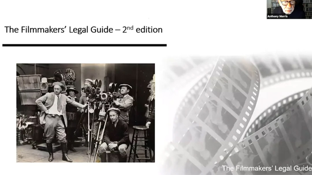 The Legal Lockdown Sessions: Rights in a film – who owns what?