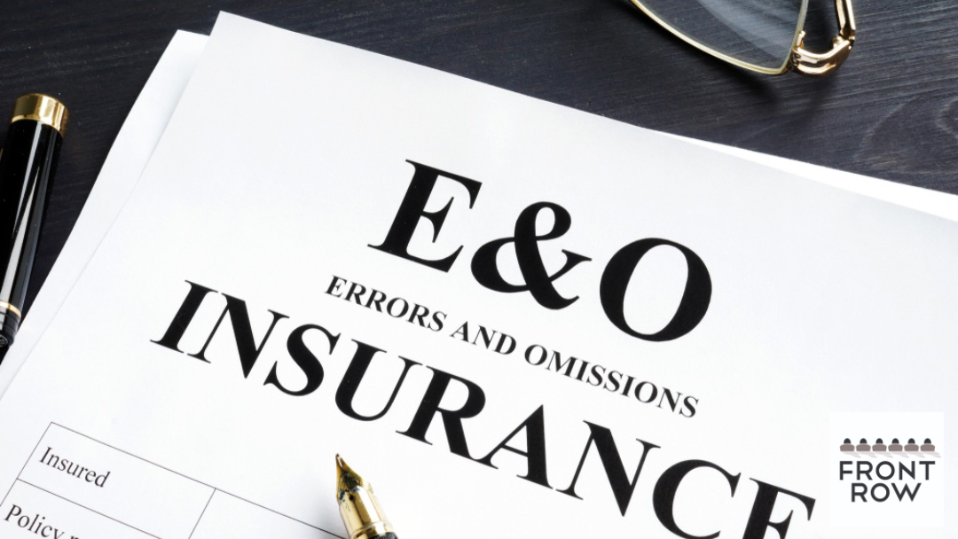 Protect Your Film Project by Considering Possible Errors & Omissions (E&O)