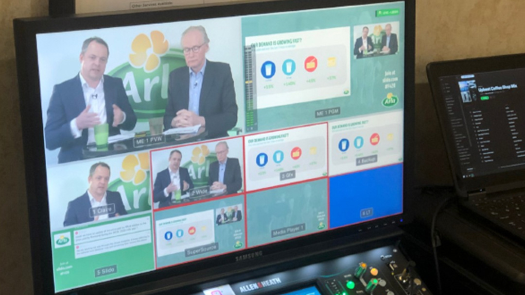 Is Live Streaming Conferences the Next Big Thing After Coronavirus