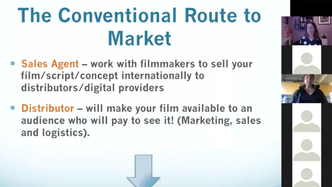 The Lockdown Sessions: Secrets of Successful Film Marketing