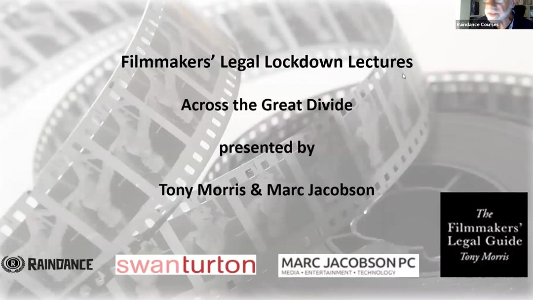 Legal Lockdown Sessions: Across the great divide