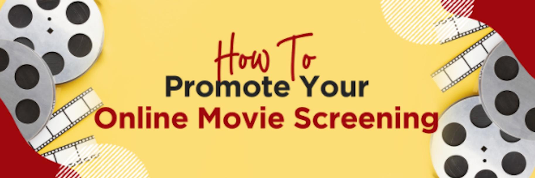online movie screening