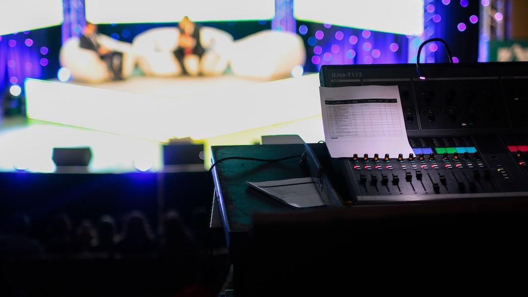 TV Studio Flooring – How Do You Get Those Smooth Camera Moves?